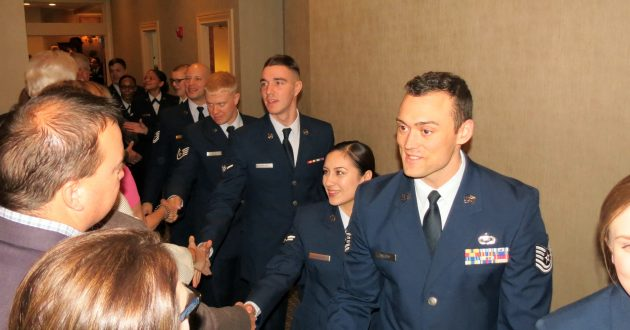 69th Belle-Scott Enlisted Dinner Coming March 14.