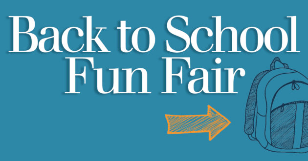 SAVE THE DATE: Free school supplies, dental exams & physicals available August 7