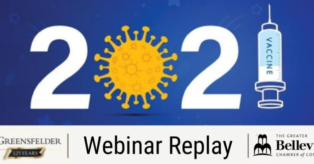 Replay our recent COVID-19 related business webinars